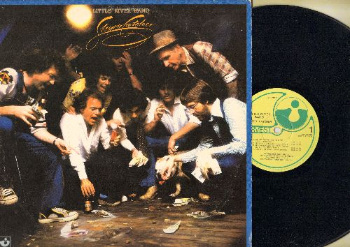 Little River Band - Sleeper Catcher: Shut Down Turn Off, Fall From Paradise, One For The Road, Light Of Day (vinyl STEREO LP record) - NM9/EX8 - LP Records
