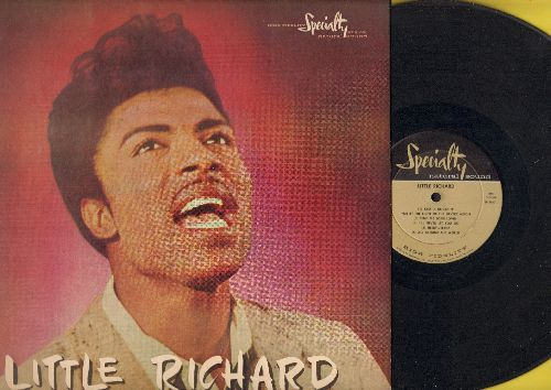 Little Richard - Little Richard: Keep A Knockin', Send Me Some Lovin', Heeby-Jeebies, Baby Face, The Girl Can't Help It, Lucille (vinyl MONO LP record, 1958 first pressing) - EX8/EX8 - LP Records
