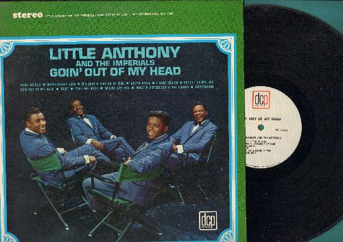 Little Anthony & The Imperials - Goin' Out Of My Head: What A Difference A Day Made, Hurt, It's Just A Matter Of Time, Hurt So Bad, Who's Sorry Now? (vinyl STEREO LP record) - NM9/NM9 - LP Records