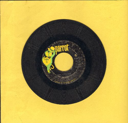 Los Bravos - Bring A Little Lovin'/Make It Last (with Parrot company sleeve)(bb) - G5/ - 45 rpm Records