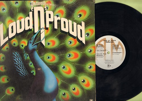 Nazareth Loud And Proud Records Lps Vinyl And Cds