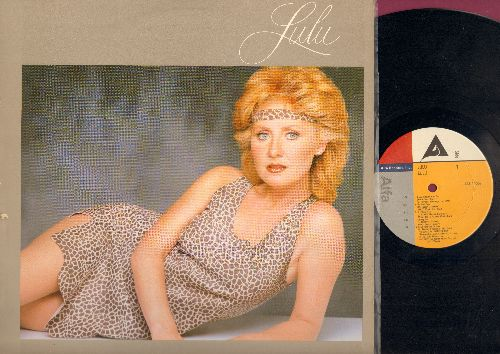 Lulu - Lulu: The Last Time, If I Were You, Loving You, Can't Hold Out On Love, You Win, I Lose, Don't Take Love For Granted, Who's Foolin' Who, You Are Still A Part Of Me, If You're Right (LP Record) - NM9/EX8 - LP Records