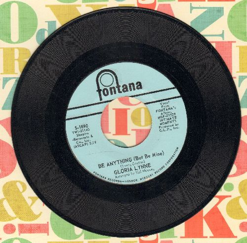 Lymon, Frankie - I Want You To Be My Girl/Out In The Cold Again (authentic looking 1960s re-issue) - NM9/ - 45 rpm Records