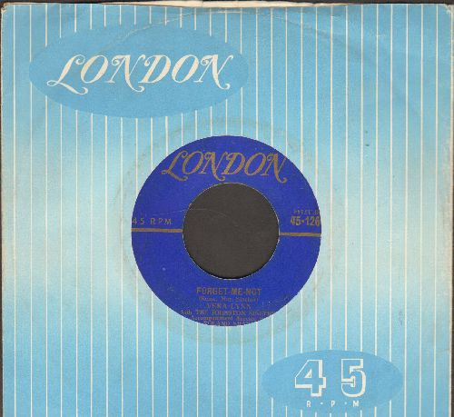 Lynn, Vera - Forget-Me-Not/What A Day We'll Have (British Pressing with vintage London company sleeve) - VG7/ - 45 rpm Records