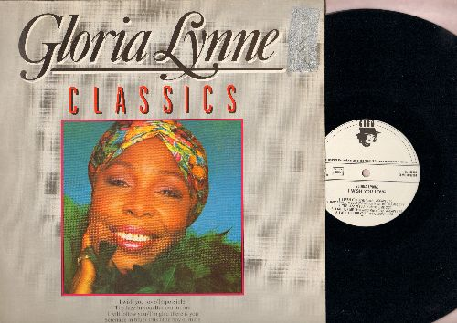 Lynne, Gloria - I Wish You Love: Impossible, But Not For Me, I Will Follow You, This Little Boy Of Mine (vinyl LP record) - NM9/EX8 - LP Records