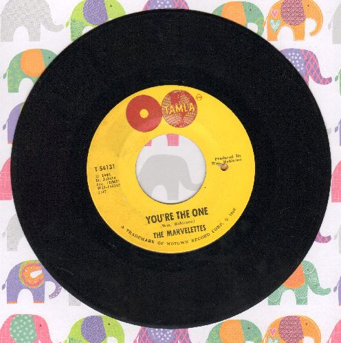Marvelettes - You're The One/Paper Boy (bb) - EX8/ - 45 rpm Records