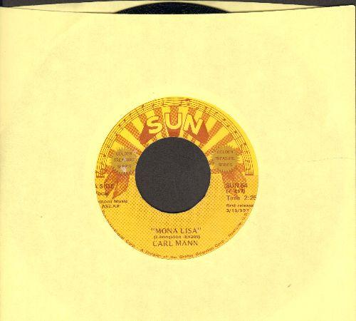 Marathons - Peanut Butter/Talkin' Trash - VG7/ - 45 rpm Records