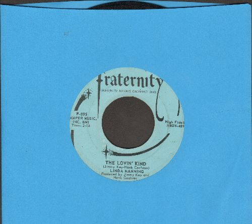 Manning, Linda - The Lovin' Kind/Completely Lose Control - EX8/ - 45 rpm Records