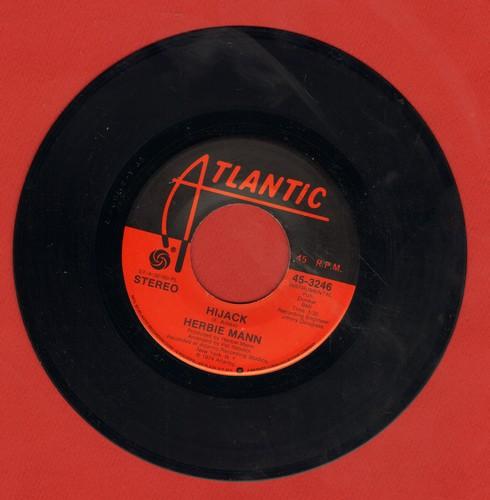 Mann, Herbie - The Orient Express/Hijack - EX8/ - 45 rpm Records