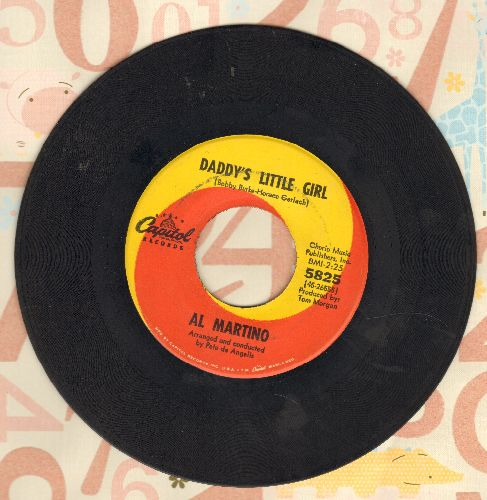 Martino, Al - Daddy's Little Girl (FAVORITE for Wedding Reception Father/Daughter Dance!)/Devotion  - EX8/ - 45 rpm Records