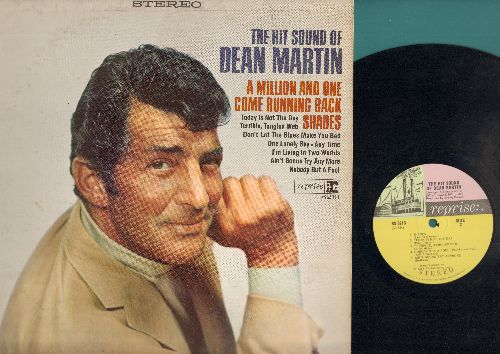 Martin, Dean - Hit Sound Of Dean Martin: A Million And One, Don't Let The Blues Make You Bad, Any Time, One Lonely Boy, I'm Living In Two Worlds, Come Running Back, Shades, Today Is Not The Day, Terrible, Tangled Web, Nobody But A Fool, Ain't Gonna Try An