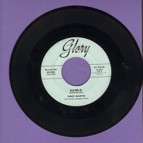 Martin, Vince - Katie-O/1-2-3-4 Anyplace Road - EX8/ - 45 rpm Records