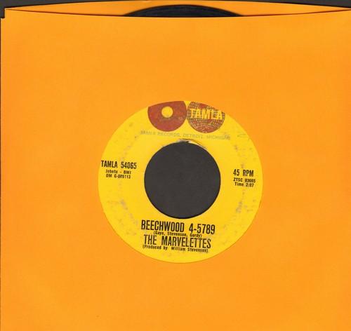 Marvelettes - Beechwood 4-5789/Someday, Someday - VG7/ - 45 rpm Records
