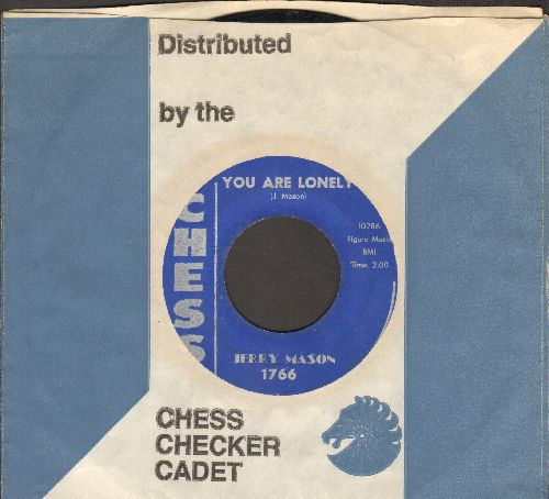 Mason, Jerry - You Are Lonely/Cruel (with Chess company sleeve) - EX8/ - 45 rpm Records