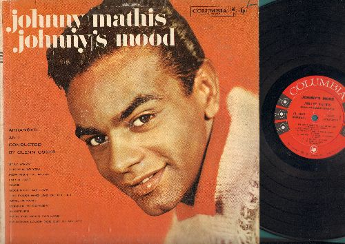 Mathis, Johnny - Johnny's Mood: I'm Gonna Laugh You Right Out Of My Life, Stay Warm, There's No You, How High The Moon, I'm So Lost, Once, Goodnight My Love, The Folks Who Live On The Hill, April In Paris, Corner To Corner, In Return, I'm In The Mood For