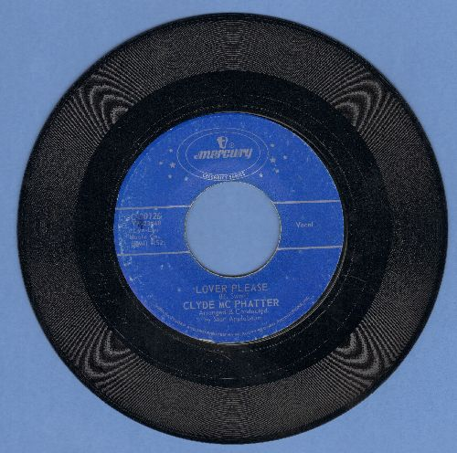 McPhatter, Clyde - A Lover's Question/Lover Please (double-hit re-issue) - NM9/ - 45 rpm Records