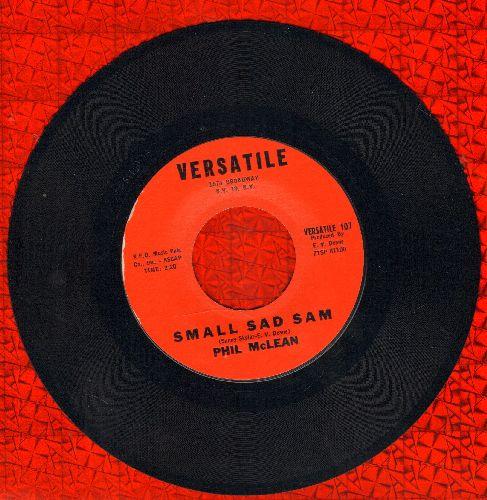 McLean, Phil - Small Sad Sam/Chicken  - NM9/ - 45 rpm Records