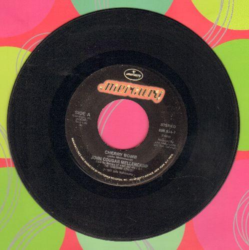 Mellencamp, John Cougar - Cherry Bomb/Shama Lama Ding Dong  - VG7/ - 45 rpm Records