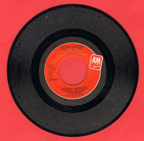 Mendes, Sergio - Never Gonna Let You Go/Carnaval  - M10/ - 45 rpm Records