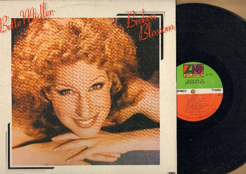Midler, Bette - Broken Blossom: La Vie En Rose, Make Yourself Comfortable, Storybook Children, A Dream Is A Wish Your Heart Makes (vinyl STEREO LP record) - NM9/EX8 - LP Records