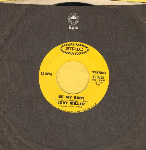Miller, Jody - Baby, I'm Yours/Good Lovin' (Makes It Right) (with Epic company sleeve) - EX8/ - 45 rpm Records