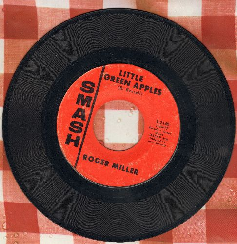 Miller, Roger - Little Green Apples/Our Little Love (bb) - EX8/ - 45 rpm Records