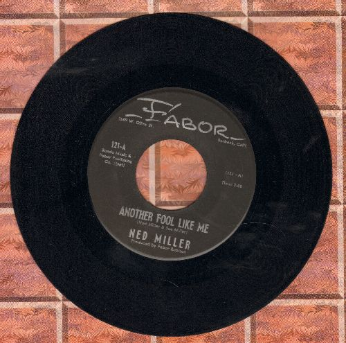 Miller, Ned - Another Fool Like Me/Magic Moon - EX8/ - 45 rpm Records