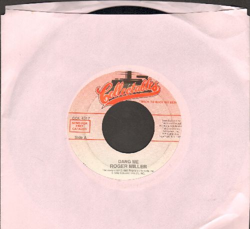 Miller, Roger - Dang Me/Chug-A-Lug (double-hit re-issue) - EX8/ - 45 rpm Records