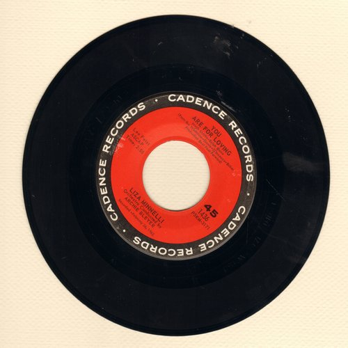 Minnelli, Liza - You Are For Loving/What Do You Think I Am? - NM9/ - 45 rpm Records