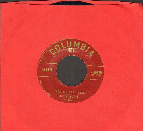 Mitchell, Guy - Knee Deep In The Blues/Take Me Back Baby - NM9/ - 45 rpm Records