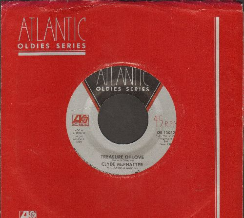 McPhatter, Clyde - A Lover's Question/Treasure Of Love (double-hit re-issue with Atlantic company sleeve) - NM9/ - 45 rpm Records