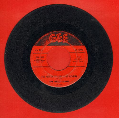 Mello-Tones - Rosie Lee/I'll Never Fall In Love Again - VG7/ - 45 rpm Records