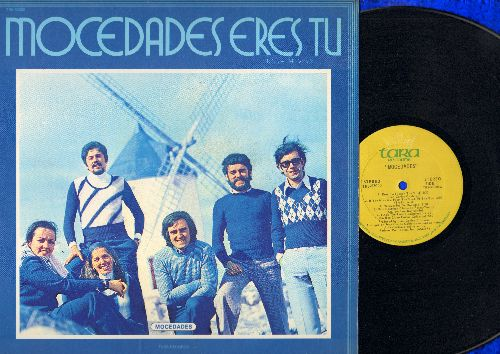 Mocedades - Eres Tu: If You Miss Me From The Back Of The Bus, Mary Ann (Yesterday (it Was A Happy Day), RecuerdosDe Mocedad (vinyl STEREO LP record) - M10/NM9 - LP Records