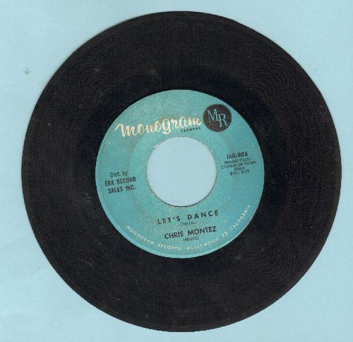 Montez, Chris - Let's Dance/You're The One - VG6/ - 45 rpm Records