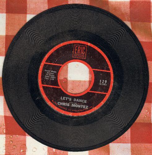 Montez, Chris - Let's Dance/Some Kinda Fun (double-hit re-issue) - EX8/ - 45 rpm Records