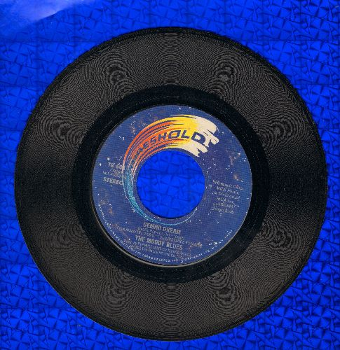 Moody Blues - Gemini's Dream/Painted Smile - EX8/ - 45 rpm Records