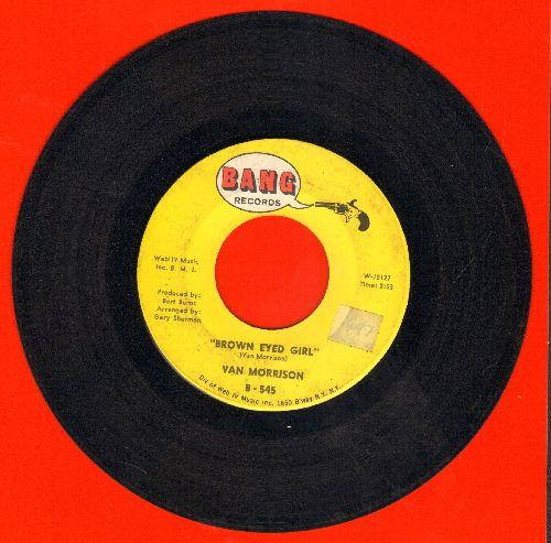 Morrison, Van - Brown Eyed Girl/Goodbye Baby (Baby Goodbye) - VG7/ - 45 rpm Records