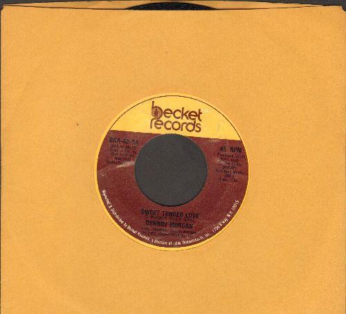Morgan, Denroy - Sweet Tender Love/Africa Is Calling - NM9/ - 45 rpm Records