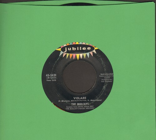 Mulcays - Volare/Fascination - EX8/ - 45 rpm Records