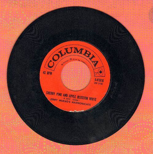 Murad, Jerry Harmonicats - Cherry Pink And Apple Blossom White/Lonely Love - EX8/ - 45 rpm Records
