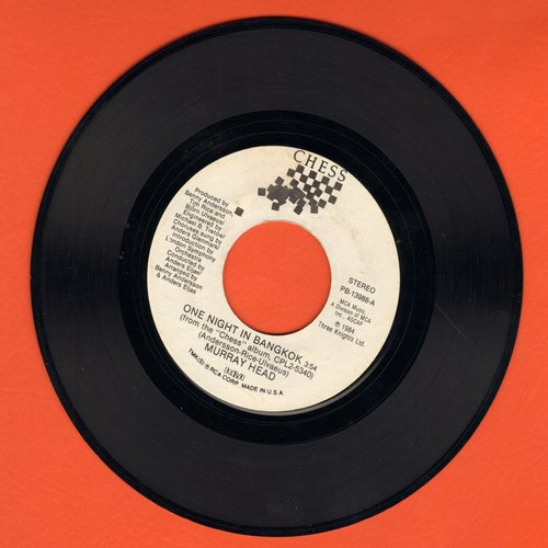 Head, Murray - One Night In Bangkok/Merano - NM9/ - 45 rpm Records