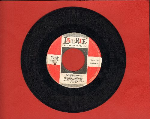 Music Explosion - Can't Stop Now/Sunshine Games (bb) - EX8/ - 45 rpm Records
