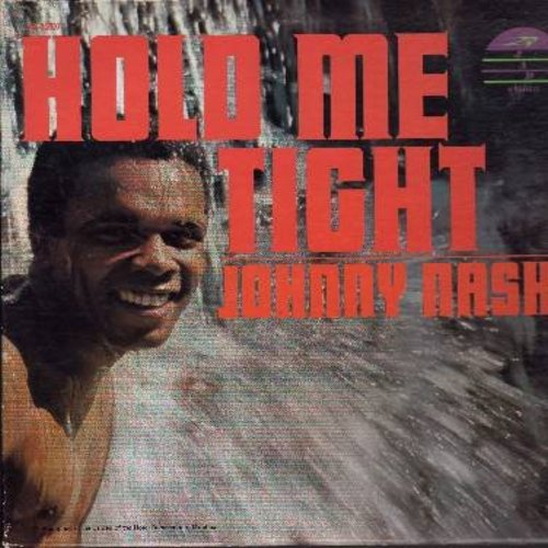 Nash, Johnny - Hold Me Tight: Cupid, Groovin', Lovey Dovey, Don't Cry (vinyl STEREO LP record) - EX8/EX8 - LP Records