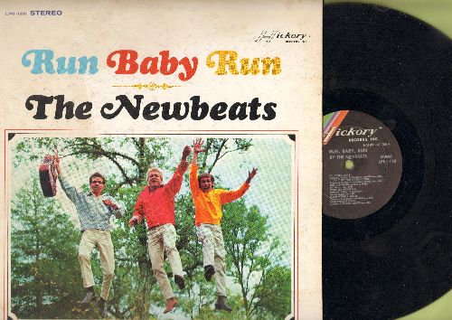 Newbeats - Run Baby Run: Oh Pretty Woman, Hang On Sloopy, Help, Satisfaction, Come See About Me (vinyl STEREO LP record) - VG7/VG7 - LP Records