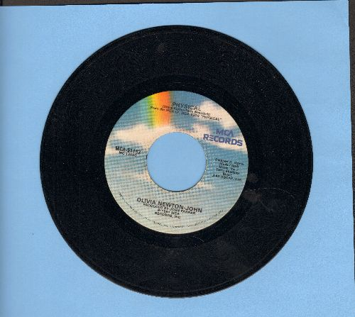 Newton-John, Olivia - Physical/The Promise - VG7/ - 45 rpm Records