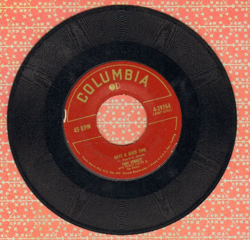 Bennett, Tony - Have A Good Time/Please, My Love - EX8/ - 45 rpm Records