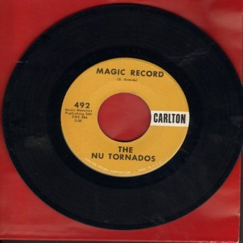 Nu Tornados - Magic Record/Philadelphia U.S.A. - EX8/ - 45 rpm Records