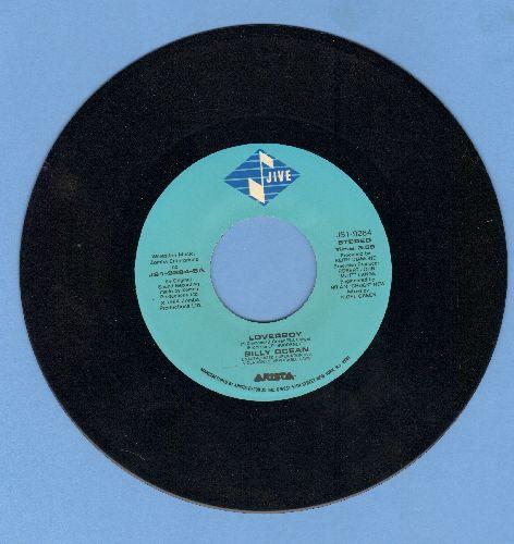 Ocean, Billy - Loverboy/Loverboy (Dub Mix)  - EX8/ - 45 rpm Records