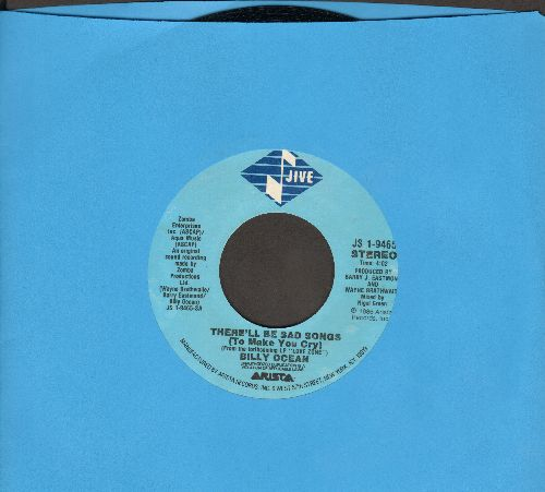 Ocean, Billy - There'll Be Sad Songs (To Make You Cry)/If I Should Lose You  - EX8/ - 45 rpm Records