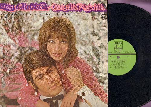 Ofarim, Esther & Abi - Cinderella Rockefella: The Lonesome Road, Hora, True Love Can Never Die, El Vito (vinyl STEREO LP record) - NM9/EX8 - LP Records